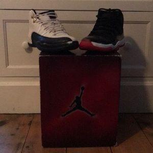 finest selection 63977 69123 Air Jordan Shoes - Jordan 11 12 countdown pack Bred 11s
